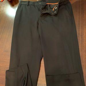 Men's black dress pants 30x30